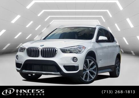 2017 BMW X1 sDrive28i Sport Activity Navigation Factory Warranty. Houston TX