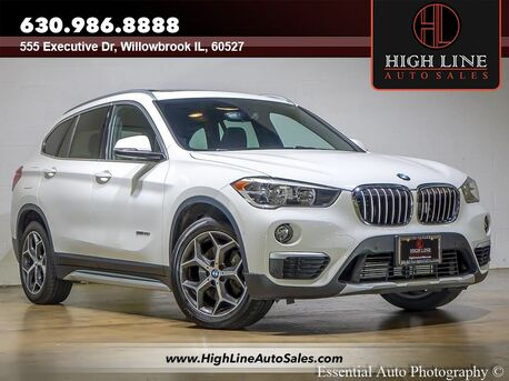 2017_BMW_X1_sDrive28i_ Willowbrook IL