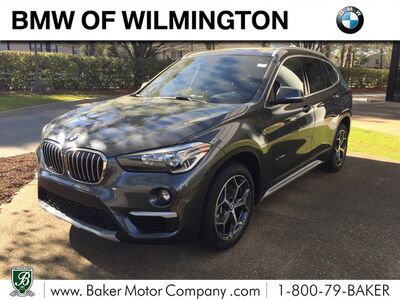 2017_BMW_X1_sDrive28i_ Charleston SC