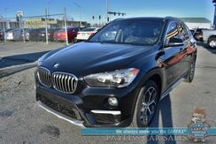 2017_BMW_X1_xDrive28i / AWD / Automatic / Leather Seats / Power Locks & Windows / Bluetooth / Back Up Camera / Cruise Control / 31 MPG_ Anchorage AK