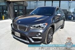 2017_BMW_X1_xDrive28i / AWD / Power & Heated Leather Seats / Heated Steering Wheel / Panoramic Sunroof / Keyless Entry & Start / Bluetooth / Cruise Control / 31 MPG_ Anchorage AK