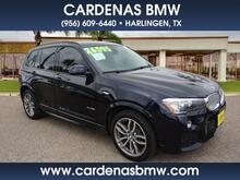 2017_BMW_X3_sDrive28i_ Harlingen TX