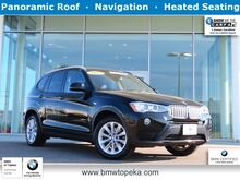 2017_BMW_X3_sDrive28i_ Kansas City KS