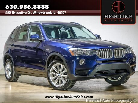 2017_BMW_X3_sDrive28i_ Willowbrook IL