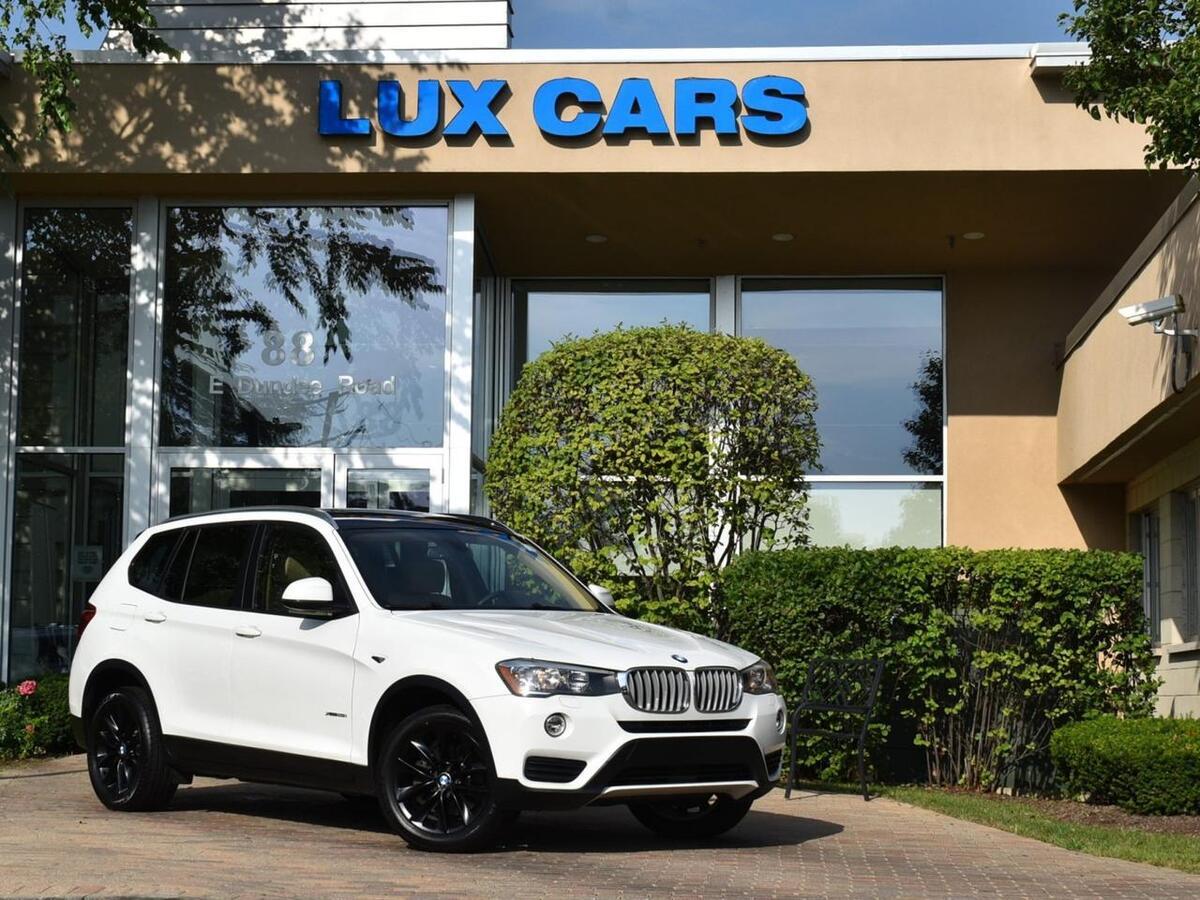 2017_BMW_X3_xDrive28i Nav AWD_ Buffalo Grove IL