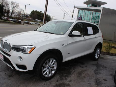 2017 BMW X3 xDrive28i Roanoke VA