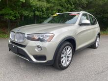 2017_BMW_X3_xDrive28i Sports Activity Vehicle_ Pembroke MA