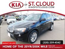 2017_BMW_X3_xDrive28i_ St. Cloud MN