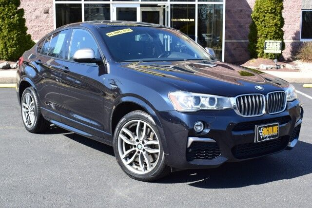 2017 BMW X4 M40i Easton PA