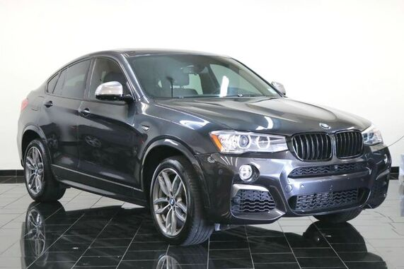 2017_BMW_X4_M40i Sports Activity Coupe_ Leonia NJ
