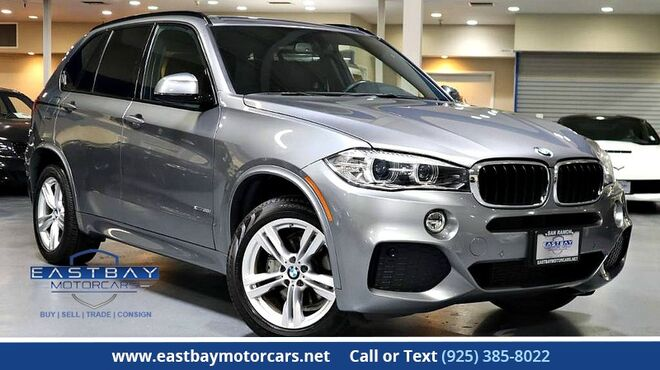 2017_BMW_X5_xDrive35i M sport package_ San Ramon CA