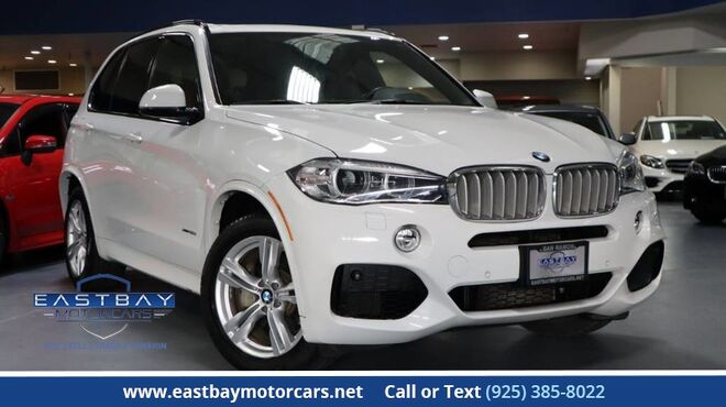 2017_BMW_X5_xDrive50i M sport Package_ San Ramon CA