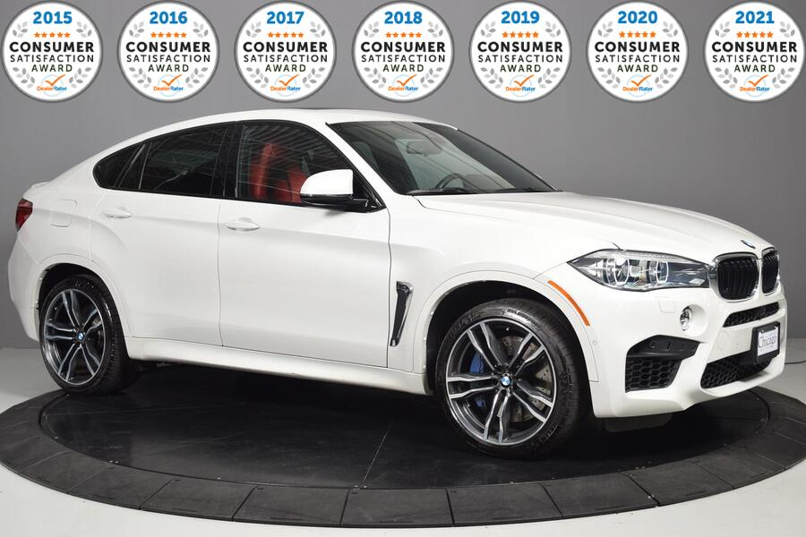 2017_BMW_X6 M__ Glendale Heights IL