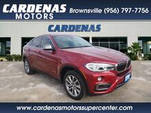 2017_BMW_X6_sDrive35i_ Brownsville TX