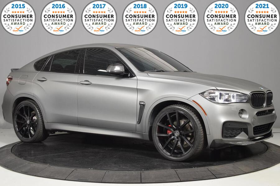 2017_BMW_X6_xDrive35i_ Glendale Heights IL