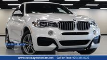 BMW X6 xDrive50i * M sport * Driver assist plus * Cold Weather 2017
