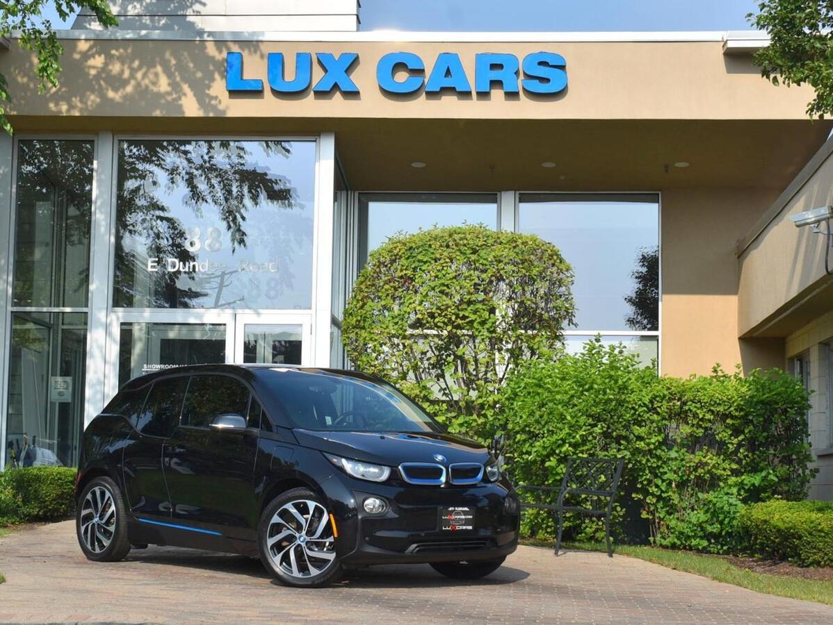 2017_BMW_i3_Range Extender Nav Moonroof MSRP $51,145_ Buffalo Grove IL