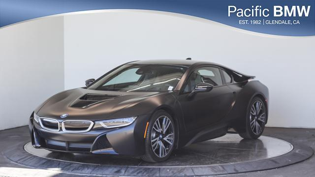 2017 Bmw I8 Coupe Glendale Ca 27595397