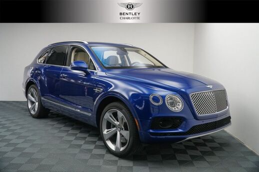 2017 Bentley Bentayga W12 Hickory NC