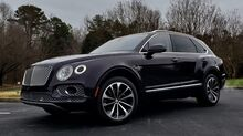 2017_Bentley_Bentayga_W12 / NAV / SUNROOF / CAMERA / LANE KEEP ASST_ Charlotte NC
