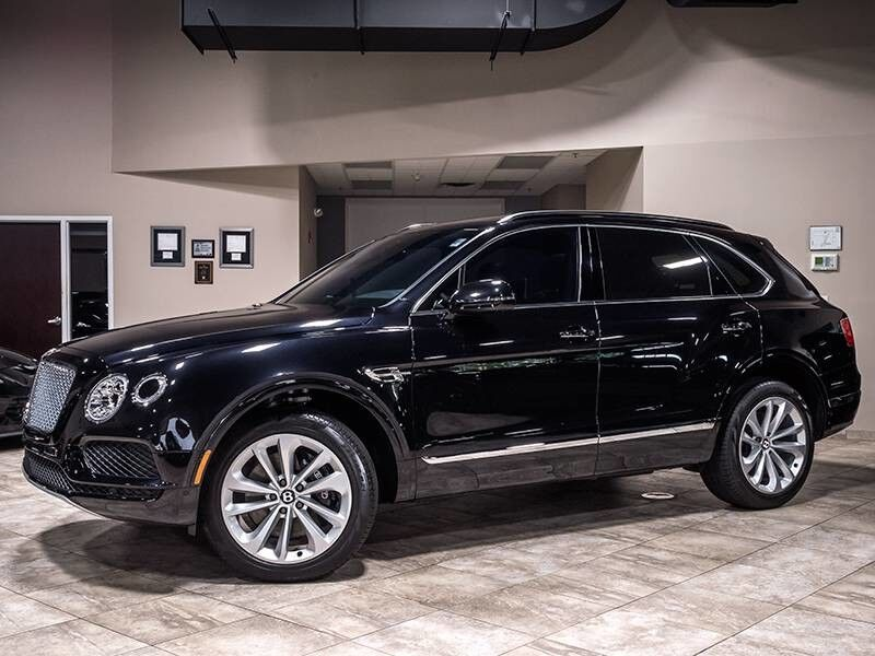 2017_Bentley_Bentayga W12_SUV_ Chicago IL