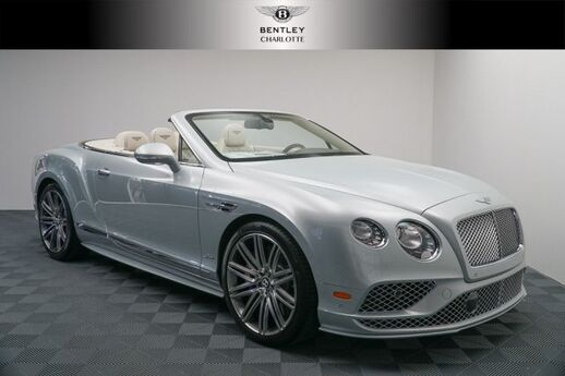 2017 Bentley Continental GT Speed Hickory NC