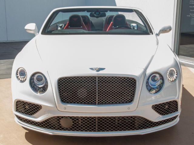 2017 Bentley Continental GT Speed Convertible Los Gatos CA