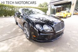 Bentley Continental GT Speed Coupe GT Speed 2017