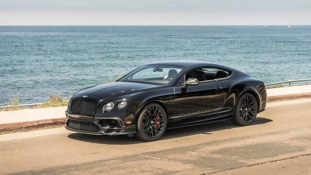 2017 bentley continental gt supersports coupe la jolla ca 20127591. Black Bedroom Furniture Sets. Home Design Ideas