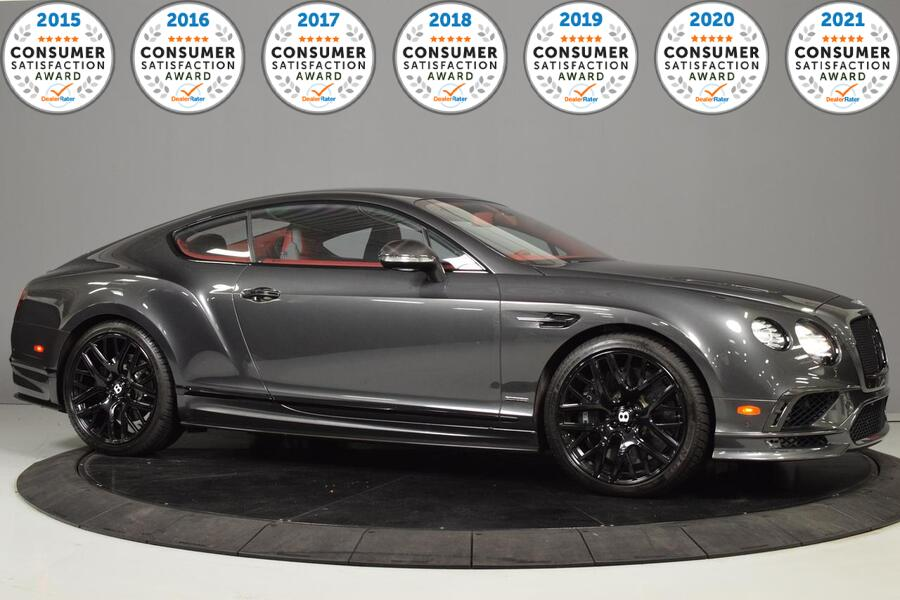 2017_Bentley_Continental_GT Supersports_ Glendale Heights IL