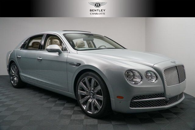 2017 Bentley Flying Spur W12 Hickory NC
