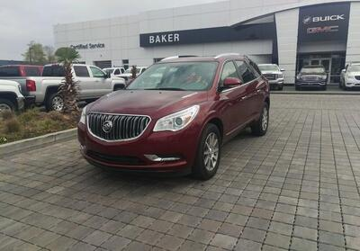 2017_Buick_Enclave_Leather_ Charleston SC