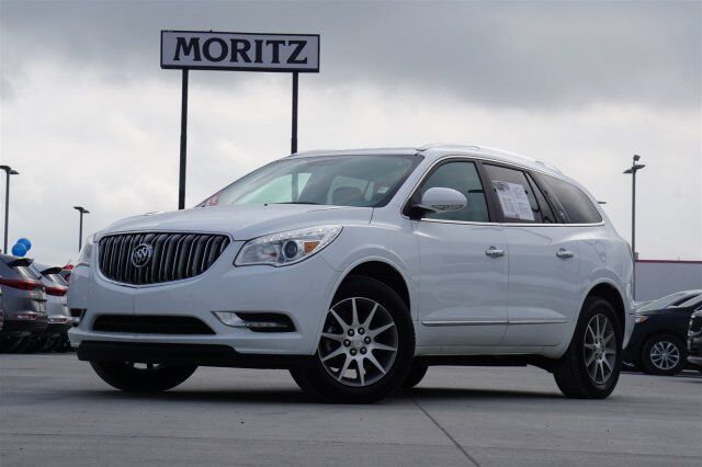 2017 Buick Enclave Leather Fort Worth TX