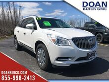 2017_Buick_Enclave_Leather Group_ Rochester NY