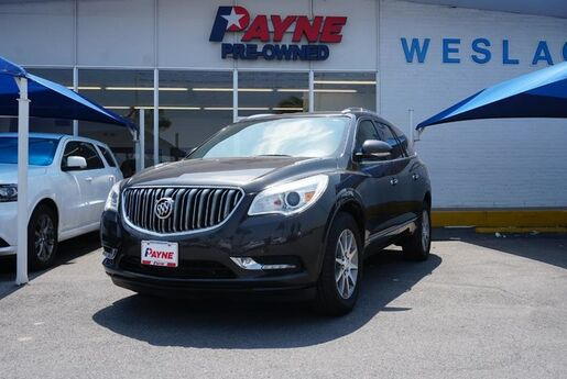 2017 Buick Enclave Leather Weslaco TX