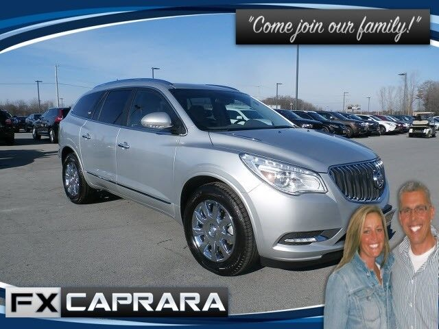 2017 Buick Enclave Leather Watertown NY