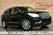 2017 Buick Enclave Premium AWD - 3.6L VVT ENGINE 1 OWNER ALL WHEEL DRIVE NAVIGATION BACKUP CAMERA BLACK LEATHER HEATED/COOLED SEATS PANO ROOF 3RD ROW SEATING POWER LIFTGATE XENONS