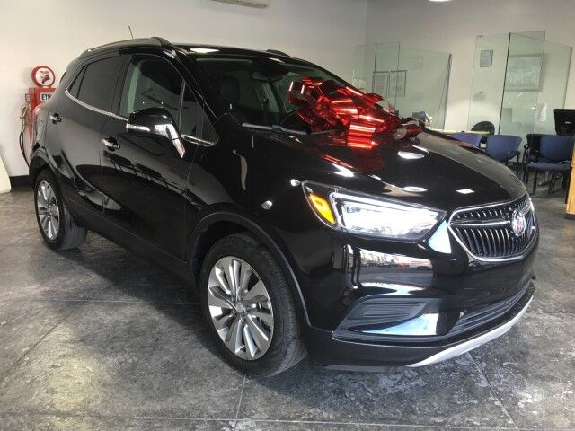 2017_Buick_Encore_Preferred_ San Jose CA