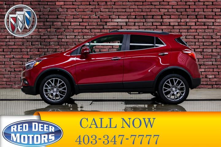 2017 Buick Encore Sport Touring Red Deer AB