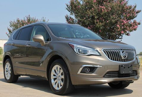 2017_Buick_Envision_Essence_ Fort Worth TX