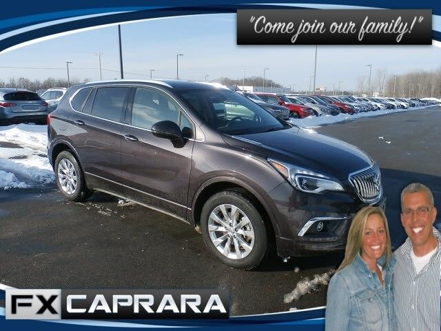 2017 Buick Envision Essence Watertown NY