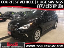 2017_Buick_Envision_Essence_ Milwaukee WI