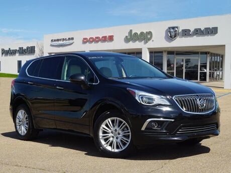 2017 Buick Envision Preferred West Point MS