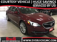 2017_Buick_LaCrosse_Essence_ Milwaukee WI