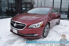 2017_Buick_LaCrosse_Premium / Heated & Cooled Leather Seats / Heated Steering Wheel / Auto Start / Panoramic Sunroof / HUD / Blind Spot & Collision Alert / Bluetooth / Back Up Camera / Low Miles / 31 MPG / 1-Owner_ Anchorage AK