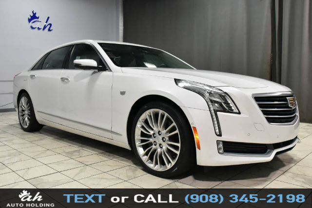 2017 Cadillac CT6 Luxury AWD Hillside NJ