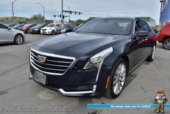 2017_Cadillac_CT6_Premium Luxury / AWD / Heated Leather Seats & Steering Wheel / Sunroof / Bose Speakers / Auto Start / Heads Up Display / Blind Spot Alert / Lane Departure & Collision Alert / Keyless Entry & Start / 1-Owner_ Anchorage AK