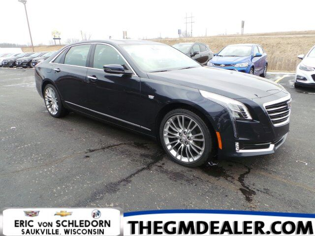 2017 Cadillac CT6 Premium Luxury AWD Milwaukee WI
