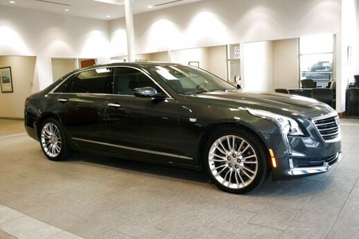 2017 Cadillac CT6 Sedan Premium Luxury AWD Hardeeville SC