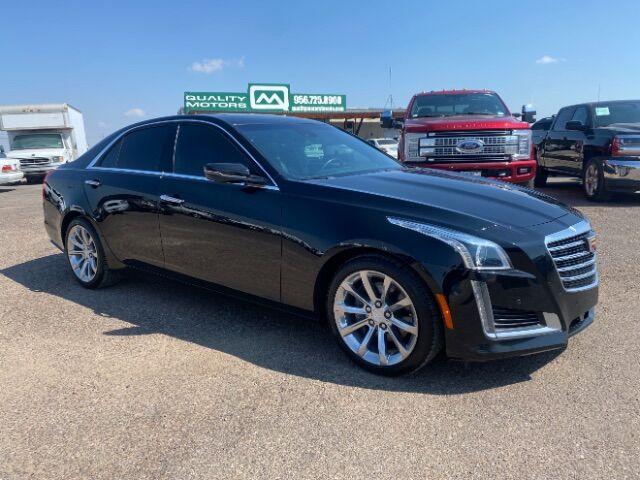 2017 Cadillac CTS Premium Luxury 3.6L AWD Laredo TX